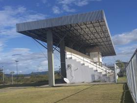 Centro Poliesportivo em Pacaraima